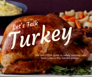 Cover photo for Let'S Talk Turkey