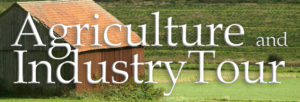 Cover photo for Agriculture and Industry Tour