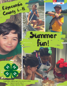 Cover photo for 4-H Summer Fun 2018!