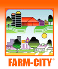 Farm-City logo image
