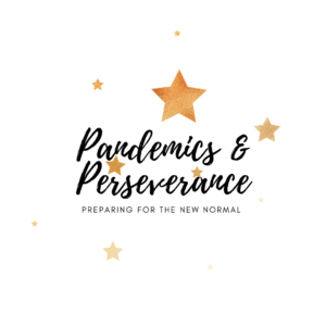 Pandemics and Perseverance Achievement Awards logo
