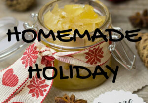 Cover photo for Healthy Homemade Holiday Video Series